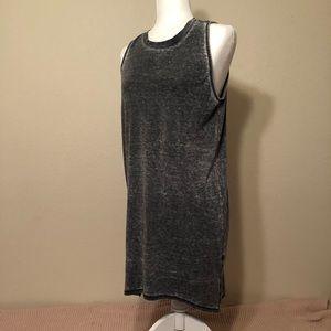 Cotton Sleeveless T- Shirt Dress by Hearts & Hips